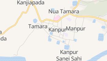 Mapa online de Kanpur