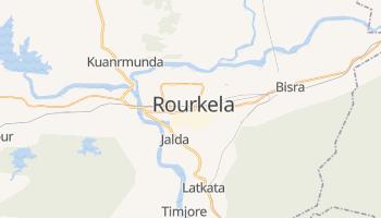 Mapa online de Rourkela