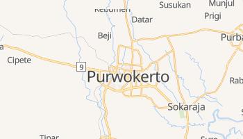 Mapa online de Purwokerto