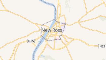 Mapa online de Nueva Ross