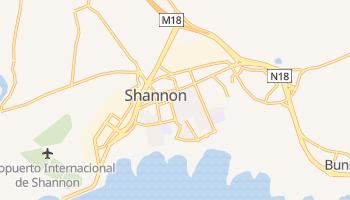 Mapa online de Shannon