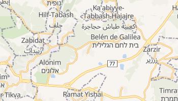 Mapa online de Bet Shemesh