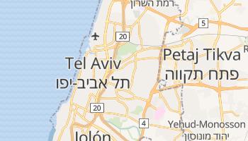 Mapa online de Ramat Gan