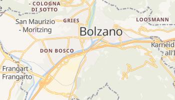 Mapa online de Bolzano
