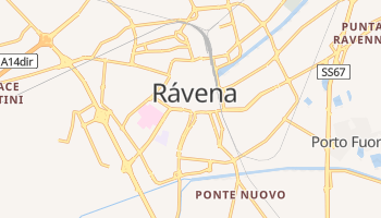 Mapa online de Rávena