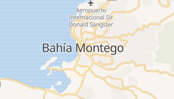 Mapa online de Bahía Montego