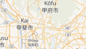 Mapa online de Kōfu