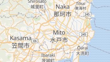 Mapa online de Mito
