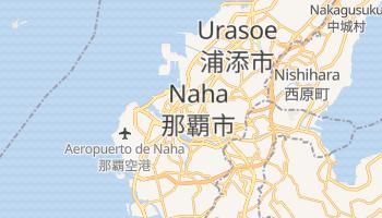 Mapa online de Naha