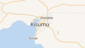 Mapa online de Kisumu