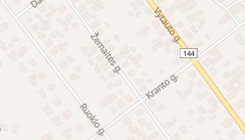 Mapa online de Dotnuva
