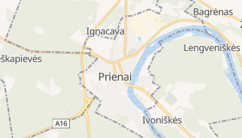 Mapa online de Prienai