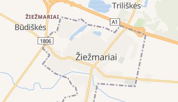 Mapa online de Žiežmariai