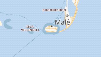 Mapa online de Malé