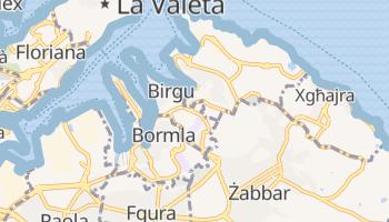 Mapa online de Bormla