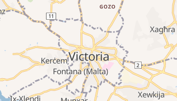 Mapa online de Victoria