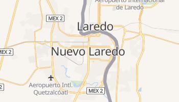 Mapa online de Nuevo Laredo
