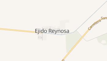Mapa online de Reynosa