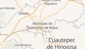 Mapa online de Tulancingo