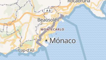Mapa online de Monte Carlo