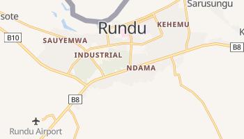Mapa online de Rundu
