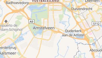 Mapa online de Amstelveen