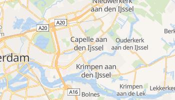 Mapa online de Capelle aan den Ijssel