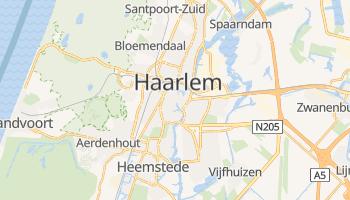 Mapa online de Haarlem