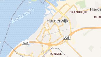 Mapa online de Harderwijk