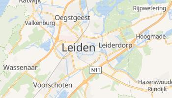 Mapa online de Leiden