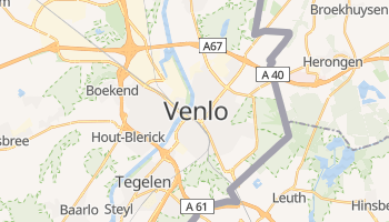 Mapa online de Venlo