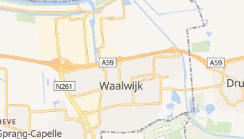 Mapa online de Waalwijk