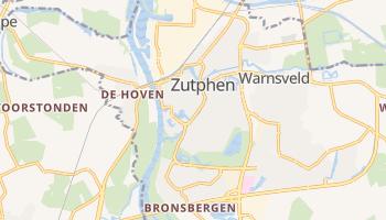 Mapa online de Zutphen