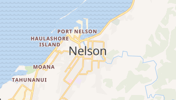 Mapa online de Nelson