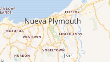 Mapa online de Nueva Plymouth