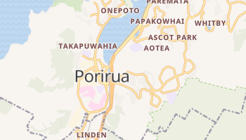 Mapa online de Porirua