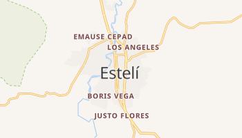 Mapa online de Estelí