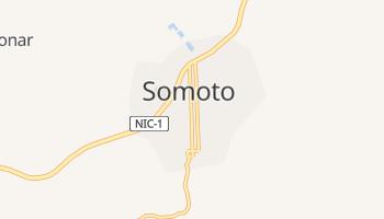 Mapa online de Somoto