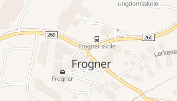 Mapa online de Frogner