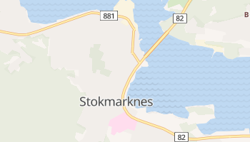 Mapa online de Stokmarknes