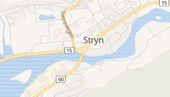 Mapa online de Stryn
