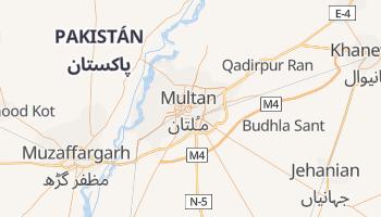 Mapa online de Multan
