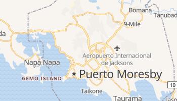 Mapa online de Port