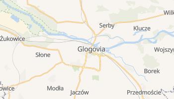 Mapa online de Głogów