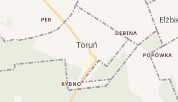 Mapa online de Toruń