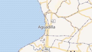 Mapa online de Aguadilla