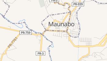 Mapa online de Maunabo