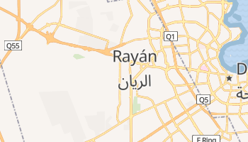 Mapa online de Al-Rayyan