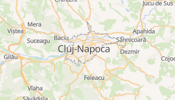 Mapa online de Cluj-Napoca