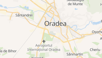Mapa online de Oradea